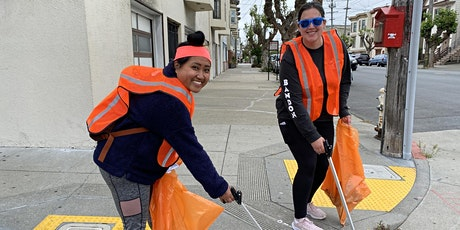 Nob Hill Cleanup tickets