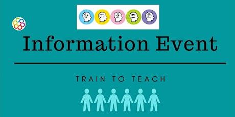 BASCITT Information Event 21st October 2021 tickets