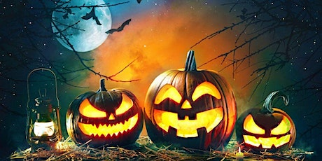 Halloween Party  - The Rock, Andrew and Roz Edition tickets