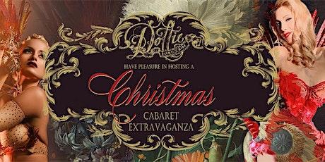 Christmas Cabaret Extravaganza tickets