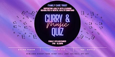 Curry & Quiz! tickets