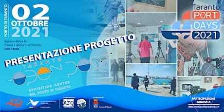 """PRESENTAZIONE PROGETTO """"OPEN PORT"""" biglietti"""