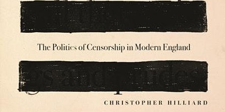 A Matter of Obscenity: The Politics of Censorship in Modern England tickets