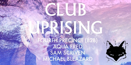Club Uprising October 2021- Stereo Glasgow tickets
