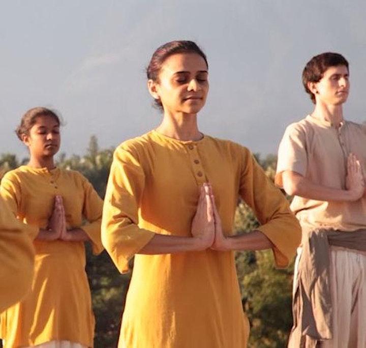 Hatha Yoga-Surya Kriya image