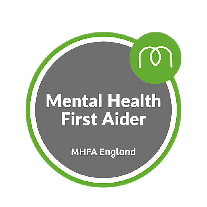 Mental Health First Aid Qualification (4 x 3hr Evening Sessions) image