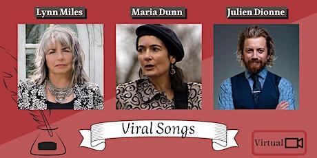 Viral Songs (Virtual) biglietti