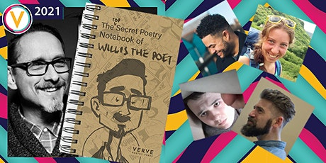 Willis the Poet  LIVE  Book Launch tickets