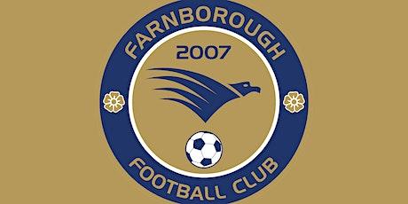 Farnborough vs Gosport Borough tickets