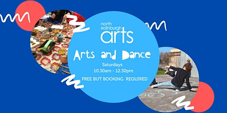 Saturday Arts and Dance (Ages 5-12) tickets