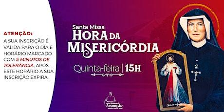 Hora da Misericórdia - Quinta-feira | 23 de Setembro ingressos