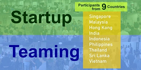 Startup Teaming (Online) tickets