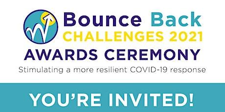 Bounce Back Awards Ceremony tickets