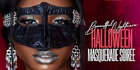 Beautiful Nightmare  ✧ - The Halloween Masquerade Soiree @ M Lounge tickets