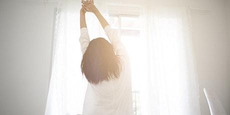 Sleep Better, Move Better, Feel Better (Webinar) tickets