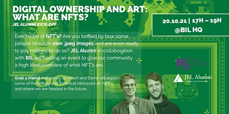 Digital Ownership and Art – What are NFTs? billets