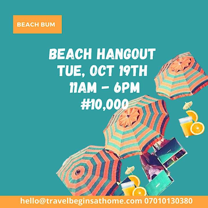 Beach Bum Hangout image