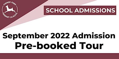 School Tour for Prospective Parents tickets