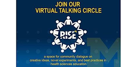 RISE Virtual Talking Circle tickets