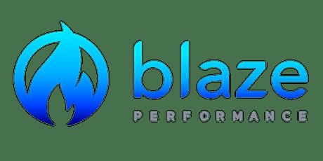 Blaze University: Hospitality on Fire tickets