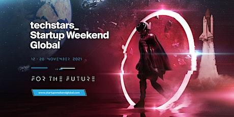 Startup Weekend Global 2021 boletos
