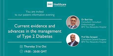 Current evidence and advances in the management of Type 2 Diabetes tickets
