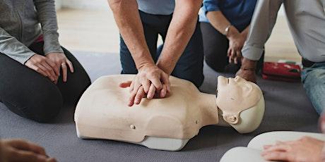 Cardiac First Responder Training - 18th October 2021 tickets