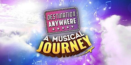 A Musical Journey Art Challenge… Workshop tickets