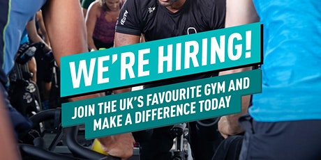 Personal Trainer / Fitness Coach Hiring Open Day - Newry tickets