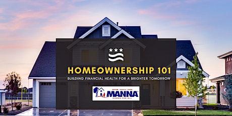 Homeownership 101 tickets