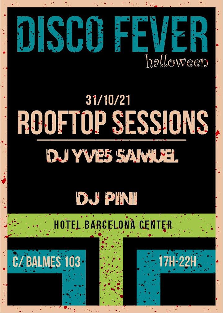 Imagen de Disco Fever:  Halloween Rooftop Party