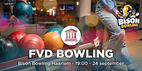 FVD Bowling Haarlem tickets