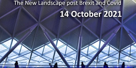 The New Landscape post Covid and Brexit: The Sustainable Future Landscape tickets