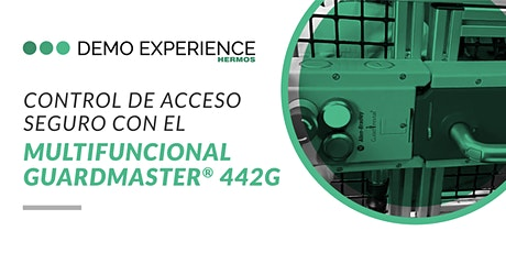 Control de Acceso Seguro con el Multifuncional Guardmaster 442G entradas
