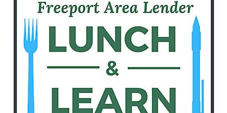 Lender Lunch & Learn tickets