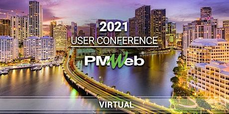 PMWeb 2021  User Conference tickets