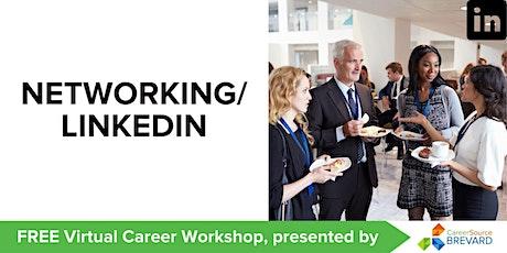 Networking/LinkedIn tickets