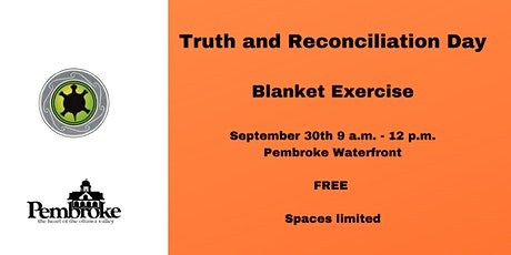 Blanket Exercise - Truth & Reconciliation Day tickets