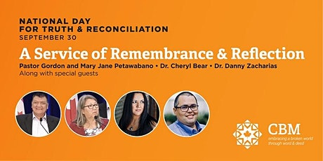 A Service of Remembrance & Reflection tickets