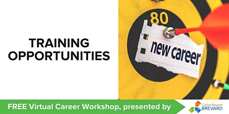 Training Opportunities tickets
