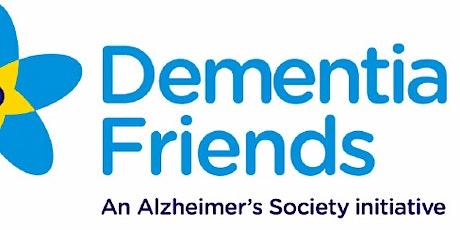 Dementia Friends Workshop tickets