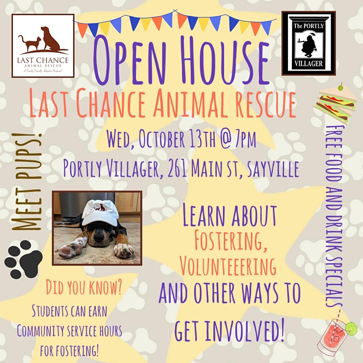Last Chance Animal Rescue Open House image