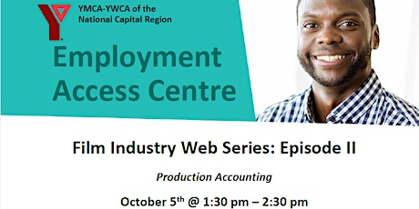 Film Industry Web Series: Episode 2 - Accounting Productions tickets