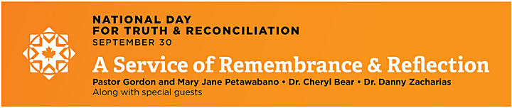 A Service of Remembrance & Reflection image
