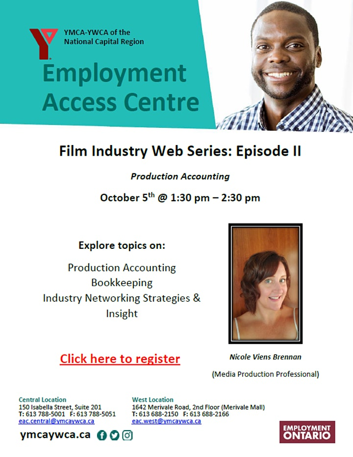 Film Industry Web Series: Episode 2 - Accounting Productions image