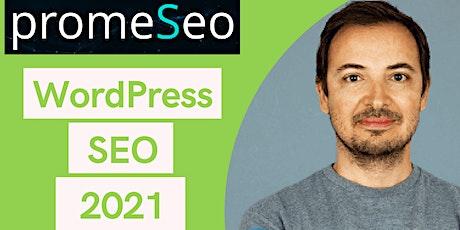 WordPress SEO 2021 tickets