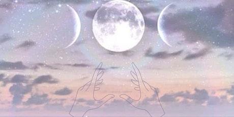Virtual Tarus Full Moon Circle tickets