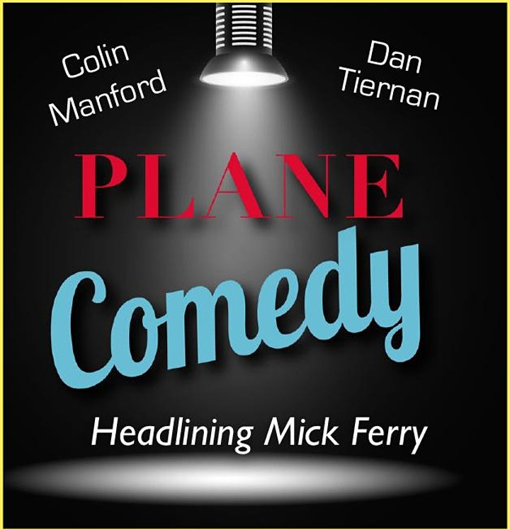 Plane Comedy @ Northenden Players Theatre image