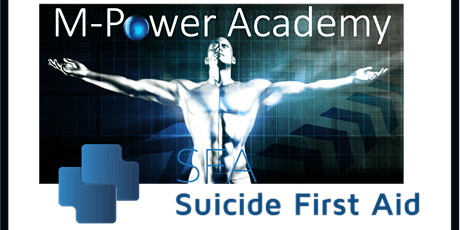 Suicide First Aid Qualification (2 x 3hr Evening Sessions) tickets