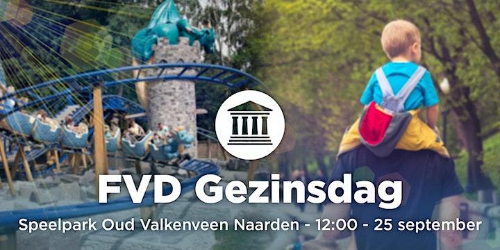 Afbeelding van FVD Gezinsdag Speelpark Oud Valkenveen Naarden